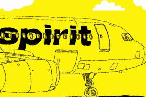 Spirit Airlines (SAVE) Logo