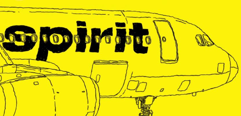 12/6/2016 – Spirit Airlines (SAVE)