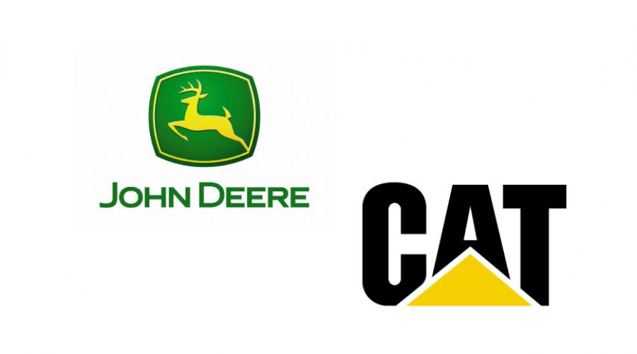 1/21/2017 – Caterpillar (CAT) & John Deere (DE)