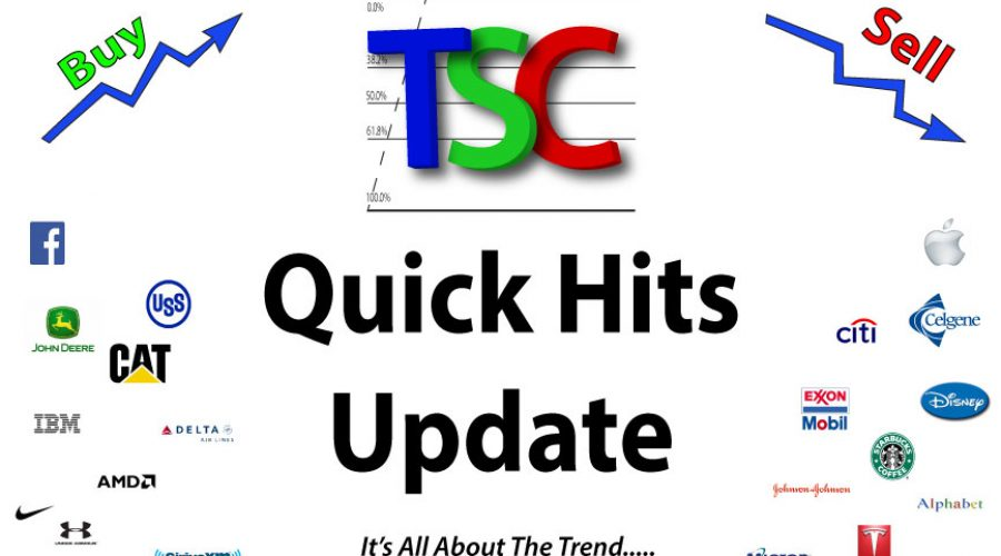 TSC Quick Hits Update Logo