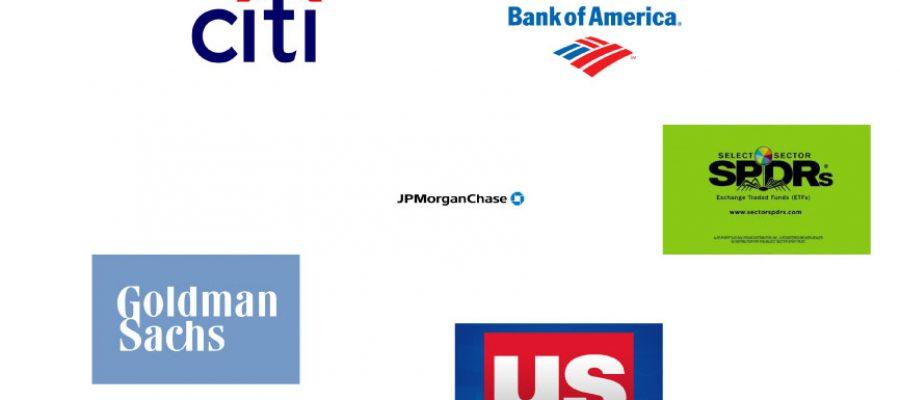 Bank Stocks Logo, Favorite Bank Stock