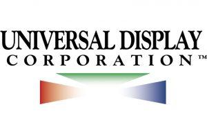 Universal Display Corporation (OLED) Logo