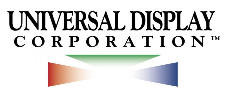 Universal Display Corporation (OLED) Logo